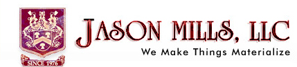 Jason Mills, LLC | We Make Things Materialize